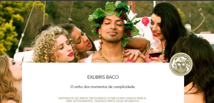 Exlibris Baco