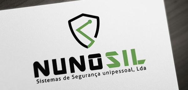 NunoSil – Logótipo