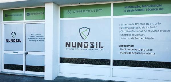 NunoSil – Design Montra