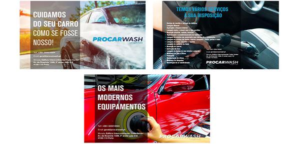 ProCarWash – Banners