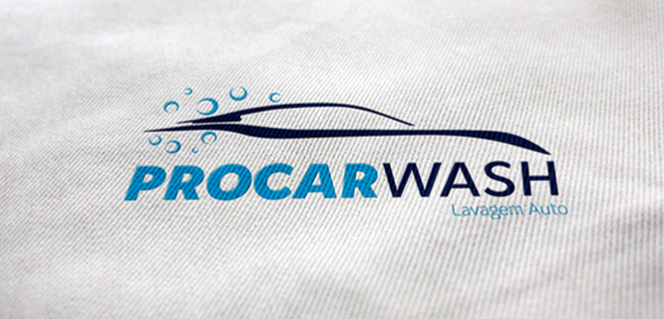 ProCarWash – Logótipo